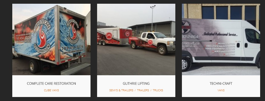 Professional Vehicle Wrap Company